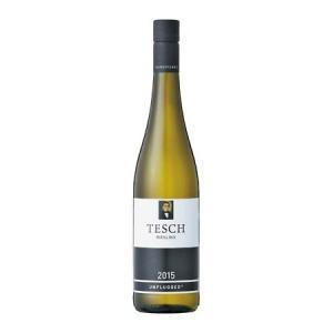 ■ テッシュ リースリング アンプラグド トロッケン Q.b.A. 2015 白ワイン|wassys