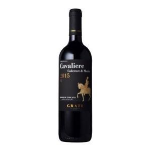 ■ グラーティ カヴァリエーレ カベルネ ソーヴィニヨン メルロー 2015 赤ワイン|wassys