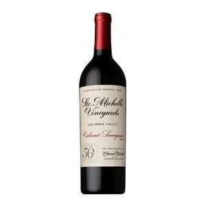 ■ シャトー サン ミッシェル コロンビア ヴァレー カベルネ ソーヴィニヨン (50周年ラベル) 2015 赤ワイン