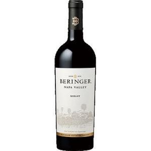 (ポイント6倍 9月30日13時まで) ベリンジャー メルロー ナパヴァレー 2016 赤ワイン|wassys