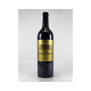 ■ ボルドー マルゴー シャトー カントナック ブラウン 2013 赤ワイン|wassys