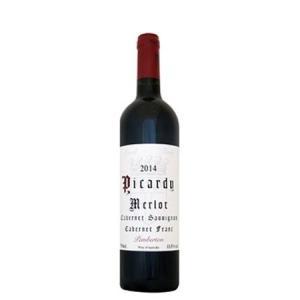 ■ ピカーディ メルロ カベルネ ソーヴィニヨン カベルネ フラン 2014 赤ワイン wassys