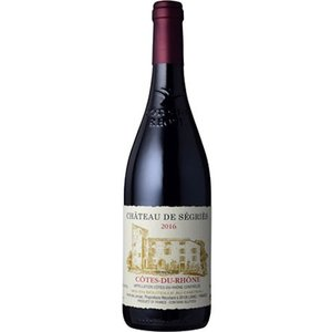 ■ CH.ド セグリエス コート デュ ローヌ 赤 2016 赤ワイン wassys