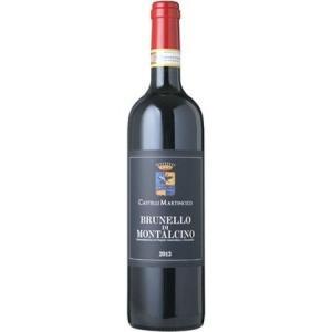 ■ カステッリ マルティノッツィ ブルネッロ ディ モンタルチーノ 2013 赤ワイン|wassys