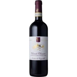■ ポデーレ ラ カッペッラ キアンティ クラッシコ 2016 赤ワイン|wassys