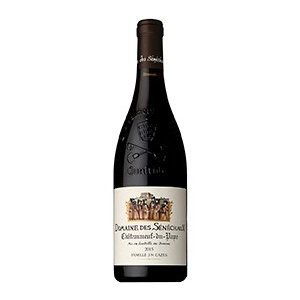 ■ ドメ−ヌ デ セネショ− シャト−ヌフ デュ パプ ル−ジュ 2015 赤ワイン|wassys