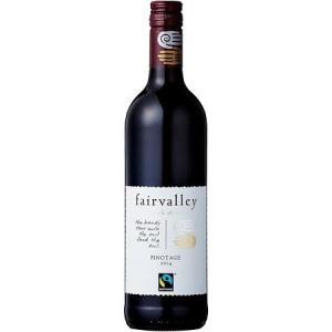 原語:The Fair Valley Wine Company Fairvalley Pinotag...
