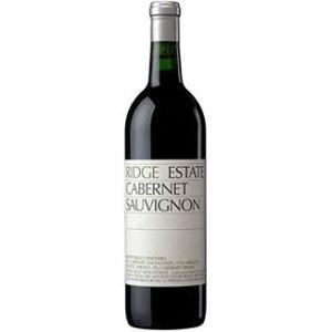 正規品 リッジ カベルネソーヴィニヨン エステート 2013 赤ワイン|wassys