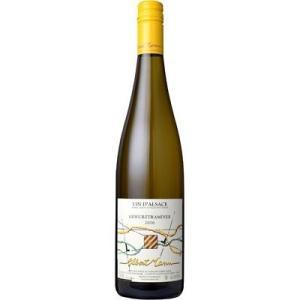 ■ ドメーヌ アルベール マン アルザス ゲヴュルツトラミネール 2016 白ワイン|wassys