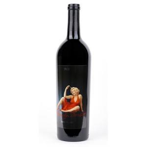 マリリン ワインズ マリリン モンロー メルロー ナパヴァレー 2010 赤ワイン|wassys