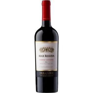 (ポイント6倍 9月30日13時まで) ヴィーニャ エラスリス マックス レゼルヴァ カベルネソーヴィニヨン 2015 赤ワイン|wassys