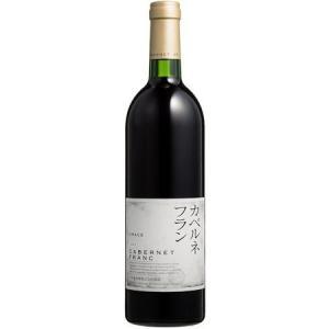 グレイス カベルネフラン 2016 中央葡萄酒 赤ワイン|wassys