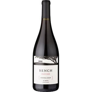 ■ ベンチ ソノマ コースト ピノ ノワール 2017 赤ワイン|wassys