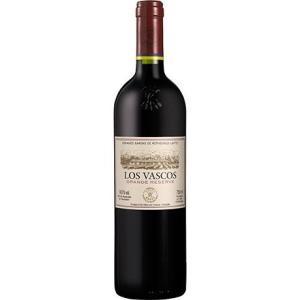 ■ ロス ヴァスコス グランド レゼルブ 2016 赤ワイン wassys