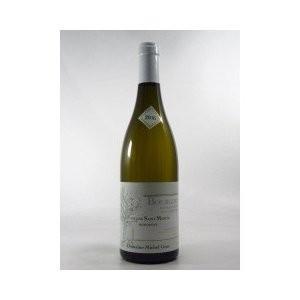 ■ ミシェル グロ ブルゴーニュ オート コート ド ニュイ フォンテーヌ サンマルタン ブラン 2016 白ワイン wassys