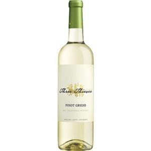 ■ スリー シーヴズ カリフォルニア ピノ グリージョ 2017 白ワイン|wassys