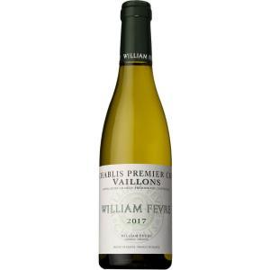 ■ メゾン ウィリアム フェーブル シャブリ プルミエクリュ ヴァイヨン 2017 375ml 白ワイン wassys