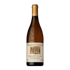 ■ ドメーヌ デ セネショー シャトーヌフ デュ パプ ブラン 2006 白ワイン|wassys