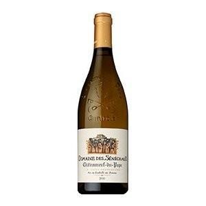■ ドメーヌ デ セネショー シャトーヌフ デュ パプ ブラン 2010 白ワイン|wassys