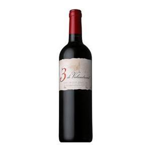 トロワ ド ヴァランドロー 2014 赤ワインの商品画像|ナビ