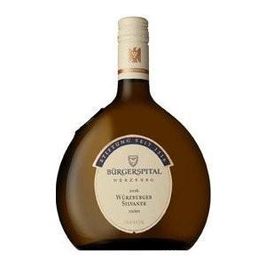 ■ ビュルガーシュピタール ヴュルツブルガー シルヴァーナー トロッケン(スクリュー) 2016 白ワイン|wassys