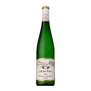 ■ ヨハン ヨゼフ プリュム ヴェーレナー ゾンネンウァー リースリング アウスレーゼ 2009 白ワイン|wassys