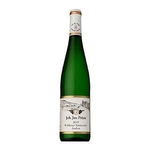 ■ ヨハン ヨゼフ プリュム ヴェーレナー ゾンネンウァー リースリング アウスレーゼ 2015 白ワイン|wassys
