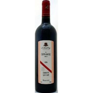 ■ ダーレンベルグ カッパーマイン ロード カベルネ ソーヴィニヨン 2003 赤ワイン|wassys