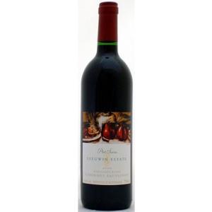 ■ ルーウィン エステート アートシリーズ カベルネ ソーヴィニヨン 2000 赤ワイン|wassys