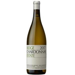 【正規品】リッジ シャルドネ エステート 2017 白ワイン|wassys