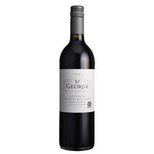 ■ ドメーヌ セント ジョージ カベルネ ソーヴィニヨン カリフォルニア 2017 赤ワイン|wassys