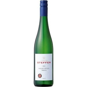 ■ ゲブリューダー シュテッフェン シュテッフェン リースリング SPAT トロッケン 2018 白ワイン|wassys