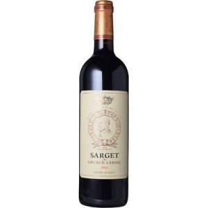 ■ サルジェ ド グリュオー ラローズ 2016 赤ワイン|wassys