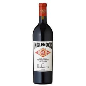 ■ イングルヌック ルビコン ラザフォード ナパ ヴァレー 2014 赤ワイン wassys