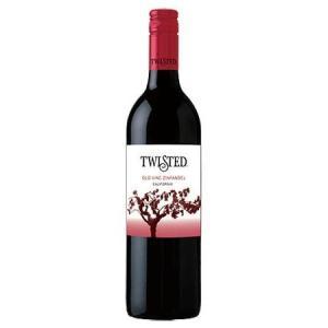 ■ ツイステッド オールド ヴァイン ジンファンデル カリフォルニア 2017 赤ワイン wassys
