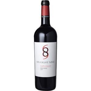 シックス エイト ナイン セラーズ 689 ナパ ヴァレー レッド 2017 赤ワイン 赤ワイン|wassys