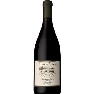 ボー フレール ピノノワール ウィラメット ヴァレー 2017 赤ワイン|wassys