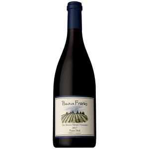 ボー フレール ピノノワール ボー フレール ヴィンヤード 2017 赤ワイン wassys