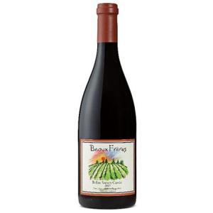 ボー フレール ピノノワール ベル スール キュヴェ 2017 赤ワイン|wassys