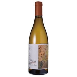 ■ リングア フランカ バンカー ヒル エステート シャルドネ ウィラメット ヴァレー 2017 白ワイン|wassys