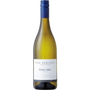 ■ アロハ ニュージーランド ワインズ ザ スプリングス ピノ グリ 2018 白ワイン