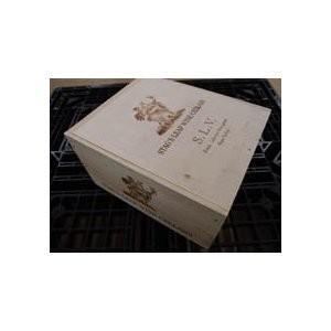 ワイン木箱 スタッグスリープ (39.5×32×22) 【木箱以外の商品との同梱不可】※FAY/CASK/SLVの指定できません。|wassys
