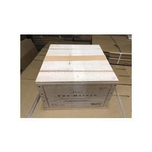 ワイン木箱 ハーラン・メイデン・大 (33×31×20)【木箱以外の商品との同梱不可】|wassys