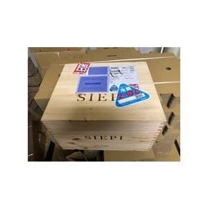 ワイン木箱【シエピ・マッツェイ】(28×33×21)【木箱以外の商品との同梱不可】|wassys