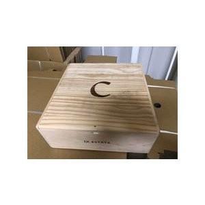 ワイン木箱【コルギンIX・大】(36×31×13)【木箱以外の商品との同梱不可】|wassys