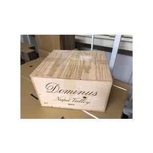 ワイン木箱【ドミナス】(30×33×20.5)【木箱以外の商品との同梱不可】|wassys