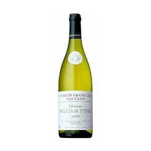 ■ウィリアム フェーブル(ドメーヌ) シャブリ グランクリュ レ クロ (2015) 白ワイン wassys