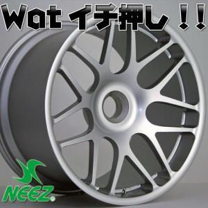 NEEZ 鍛造 F430チャレンジ 19×8.5 +23 & 19×10.5 +40.5 1台分