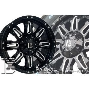 LEXXEL【Balano offroad style】LX570、ランクル200系、100系、セコイア、タンドラ 20インチ マッドタイヤ GLADIATOR X-COMP 33x12.50R20|wat