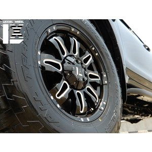 LEXXEL【Balano offroad style】LX570、ランクル200系、100系、セコイア、タンドラ 20インチNITTO テラグラップラー 275/55R20セット|wat
